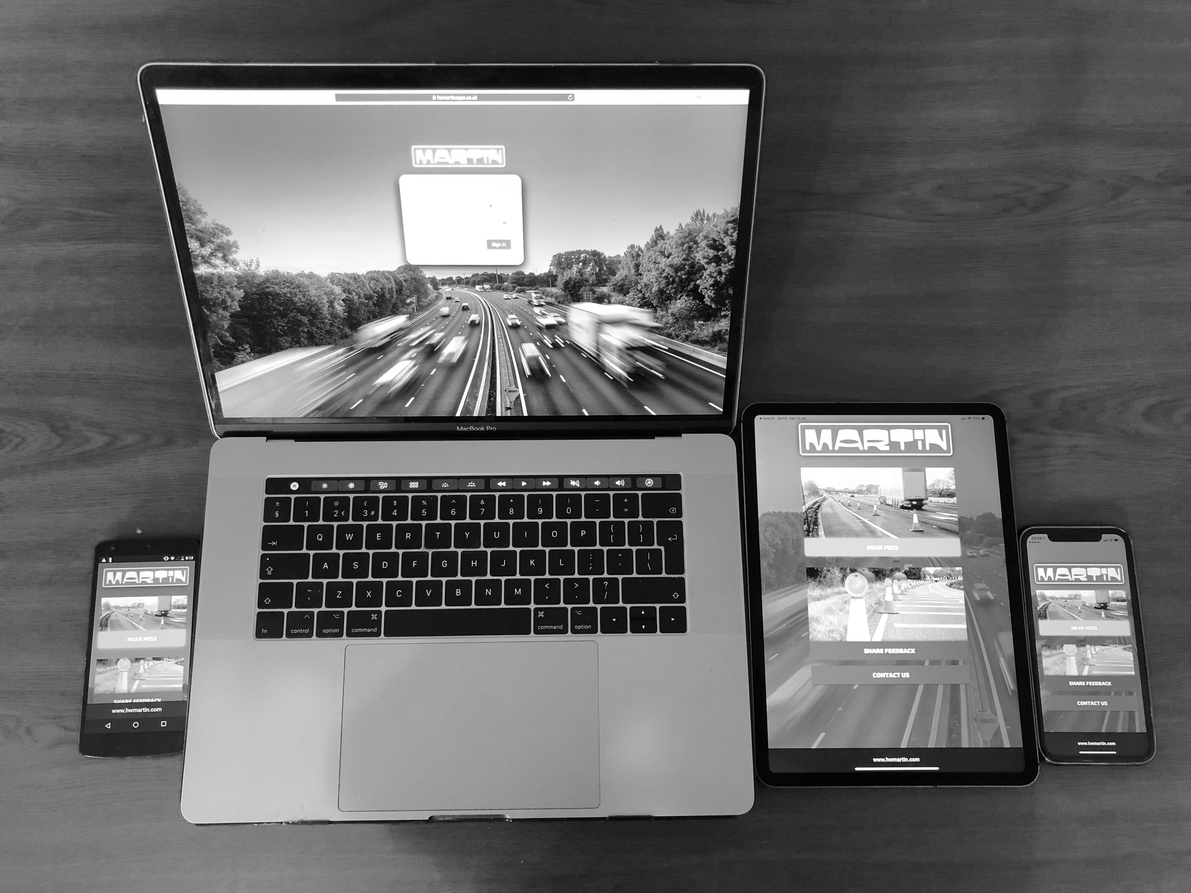 Martin App